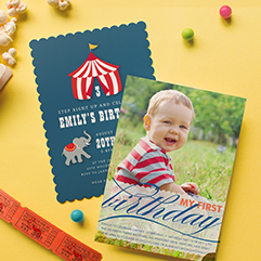Shop Birthday Invitations